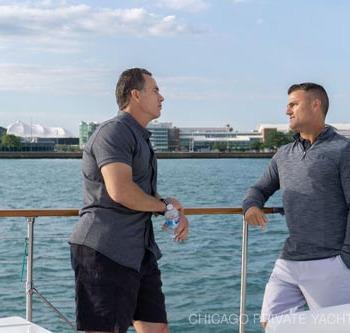 HomeVestors Chicago Annual Lake Michigan cruise