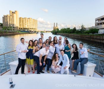 Carter's 40th Birthday Private Charter