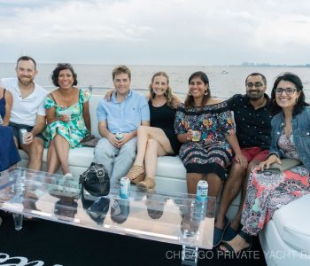 Cassie's Private Yacht Birthday Celebration