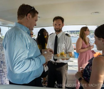 DAC Adobe Networking Private Yacht Charter