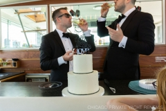 Skyline Wedding Ceremony