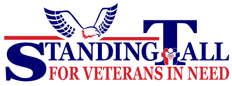 Standing Tall fro Veterans in need