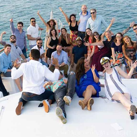 Adeline's Sea Moose Celebrations Yacht Charter