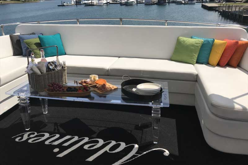 Adeline's Sea Moose Dockside Charter for Business and Pleasure