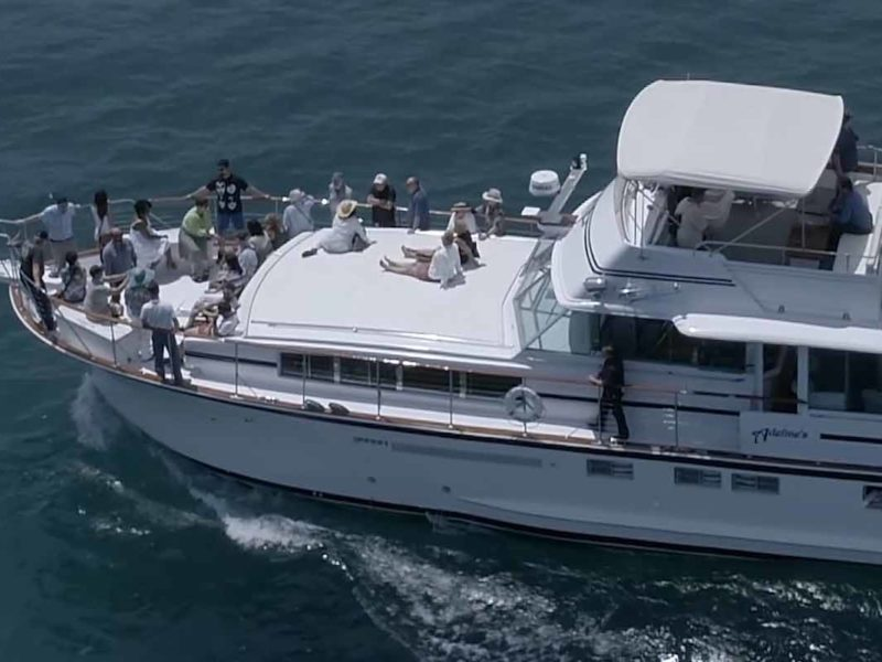 Adeline's Sea Moose Private Yacht Rental Chicago