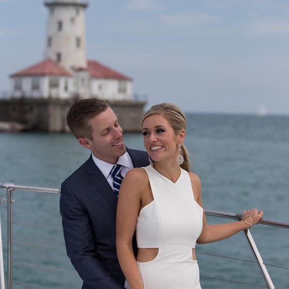 Adeline's Sea Moose Wedding Charters