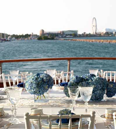 Adeline's Sea Moose private yacht dinner cruises