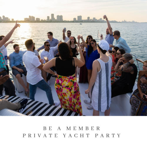 Adeline's Sea Moose private yacht party